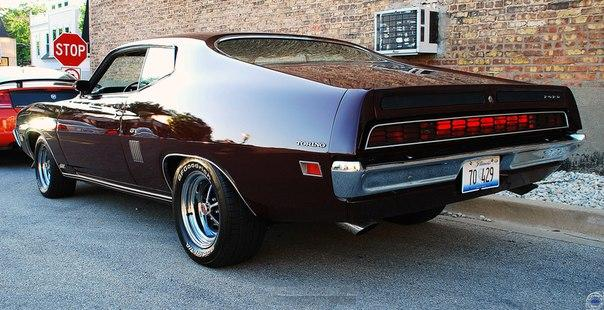 '1970 Ford Torino GT Fastback