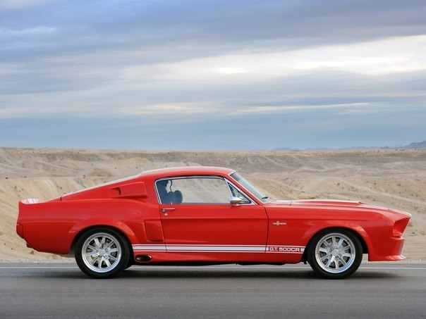 2010 Shelby GT500CR by Classic Recreations