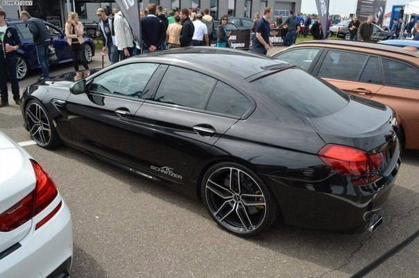AC Schnitzer's M6 Gran Coupe (665 HP and 884 Nm)