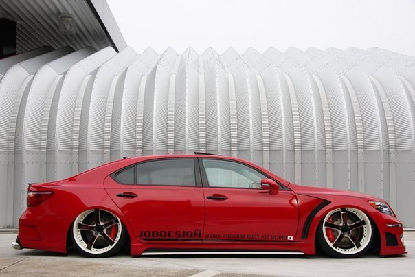 Lexus LS460L by Job Design