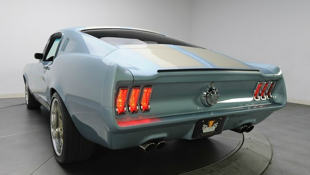 "1967 Ford Mustang ""Flashback"""
