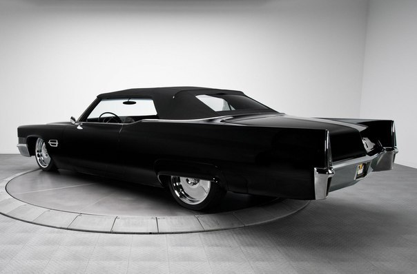 1970 Cadillac DeVille Convertible custom lowrider