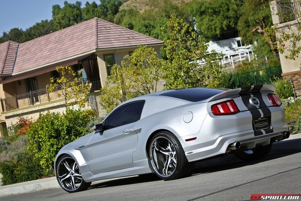 Widebody Ford Mustang GT