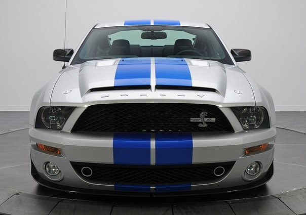 2008 Mustang Shelby GT500KR