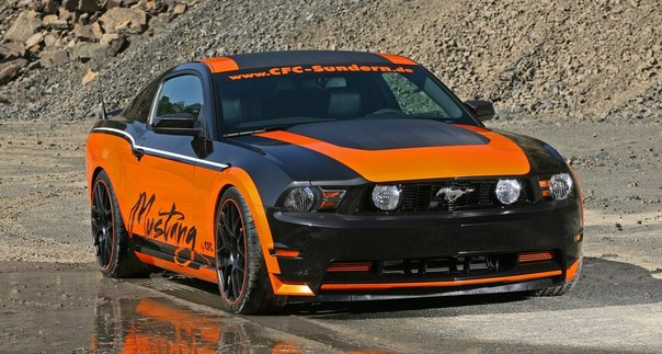 2011 Design World Ford Mustang