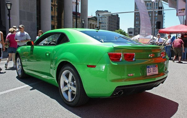 Chevrolet Camaro Synergy Special Edition