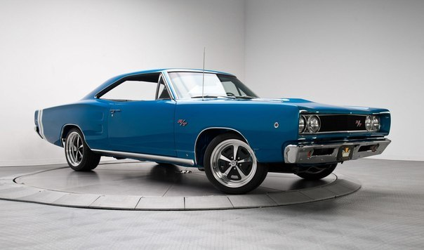 1968 Dodge Coronet R/T hot rod