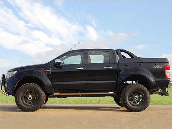 Ford Ranger Kentros by Delta 4x4