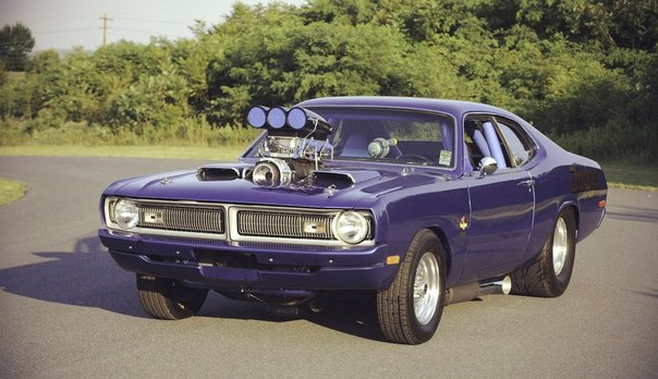 1971 Dodge Demon hotrod