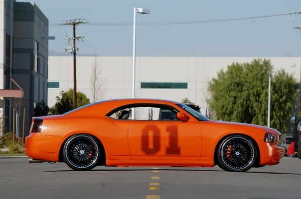 Dodge Charger Coupe by West Coast Customs