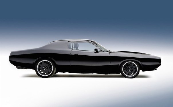 1972 Dodge Charger Hot Rod