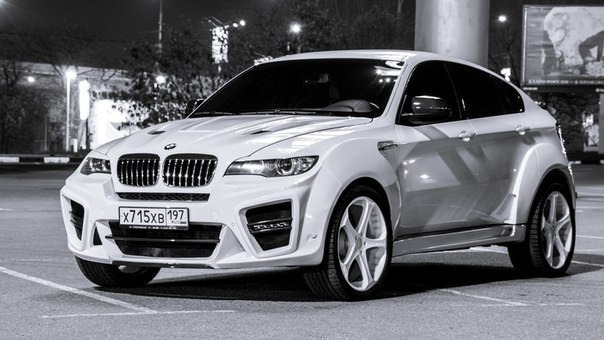 BMW X6 G-Power