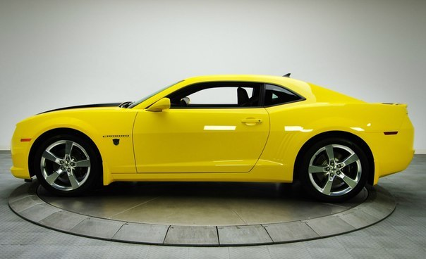 2010 Chevrolet Camaro RS/SS Transformers Edition
