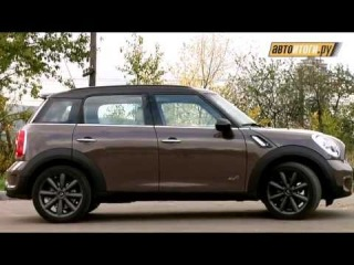 Тест-Драйв MINI Cooper S Countryman (автоитоги.ру)