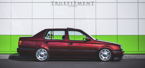 "VW Vento ""The Color Of Cherries"", 1993"