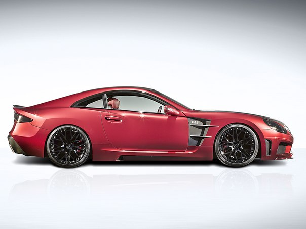 Mercedes SL65 AMG Super GT Carlsson C25 Royale (R230), 2011 – наши дни
