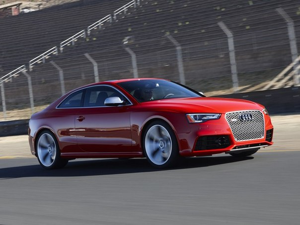 2012 Audi RS5 Coupe