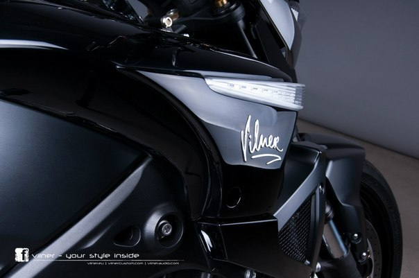 Suzuki B King by Vilner