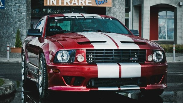 Ford Mustang Saleen S281 SC