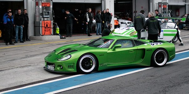 CCG Automotive custom GT 2012