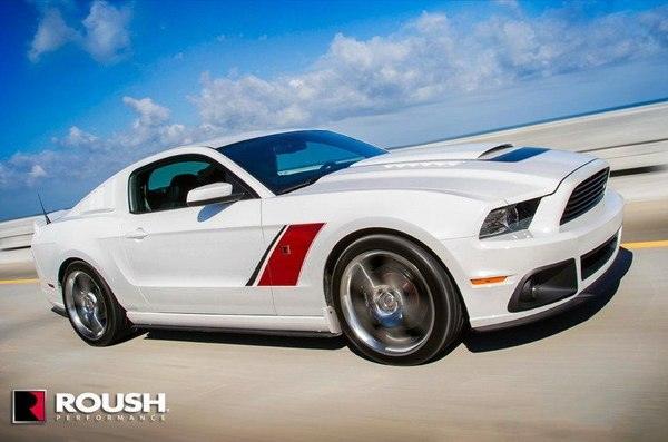 Ford Mustang RS V6 от Roush Performance