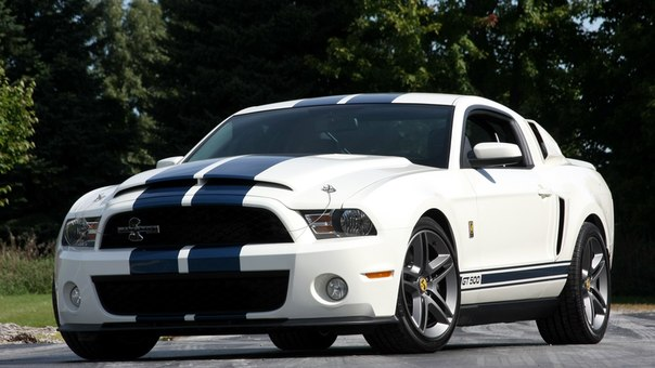 "Shelby GT500 ""Patriot Edition"", 2009"