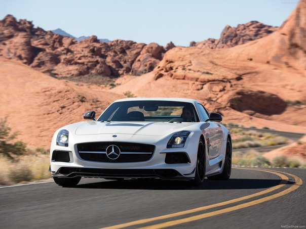 Mercedes-Benz SLS AMG Black Series (2014)