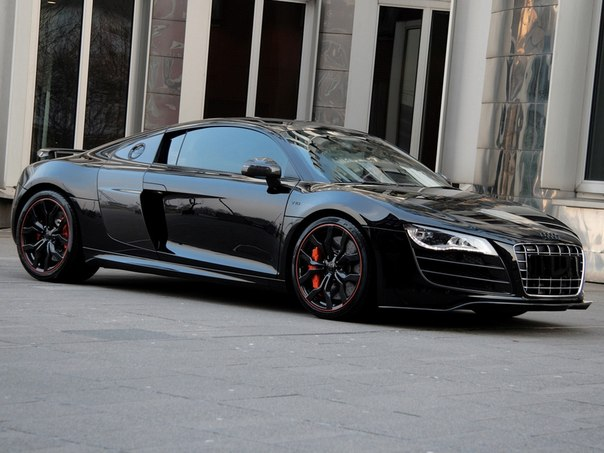 Anderson Germany Audi R8 V10 Hyper-Black Edition, 2011
