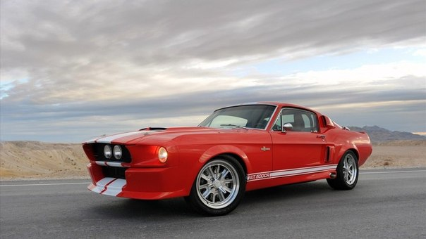 Ford Mustang Shelby GT500CR