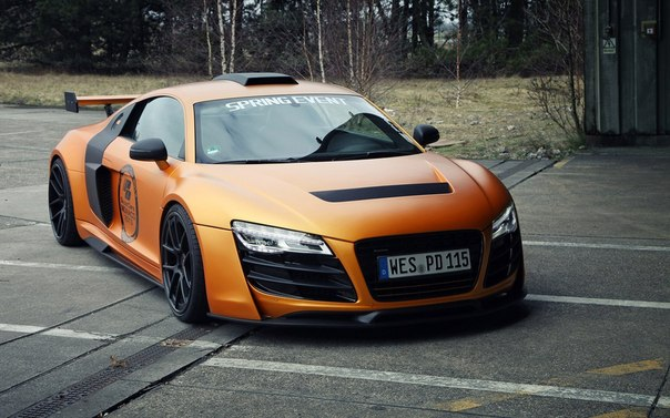 Prior-Design AUDI R8 PD GT850 Widebody (2013)