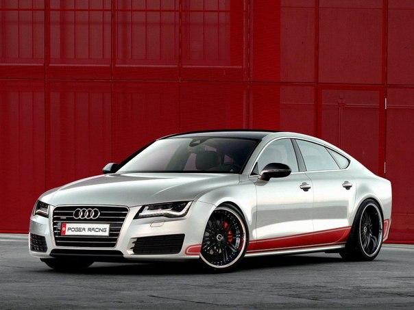 "Audi A7 Sportback ""Seven Sins"" от Pogea Racing"
