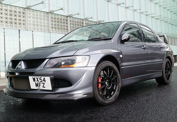 Mitsubishi Lancer Evolution VIII MR FQ-400, 2004