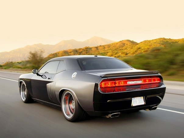 Classic Design Concepts Group 2 Widebody Challenger, 2009