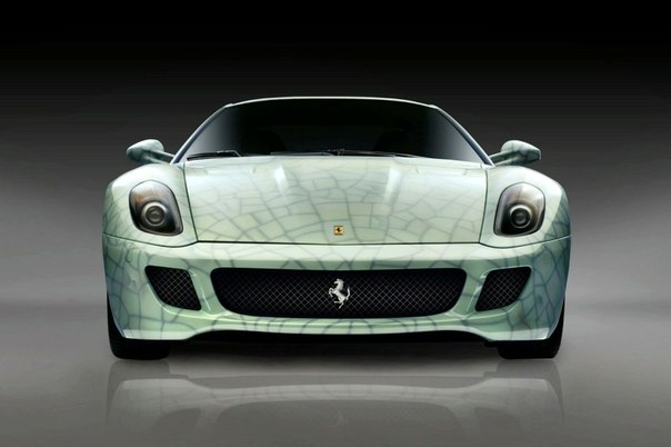 Ferrari 599 GTB Fiorano China Limited Edition от Лу Хао
