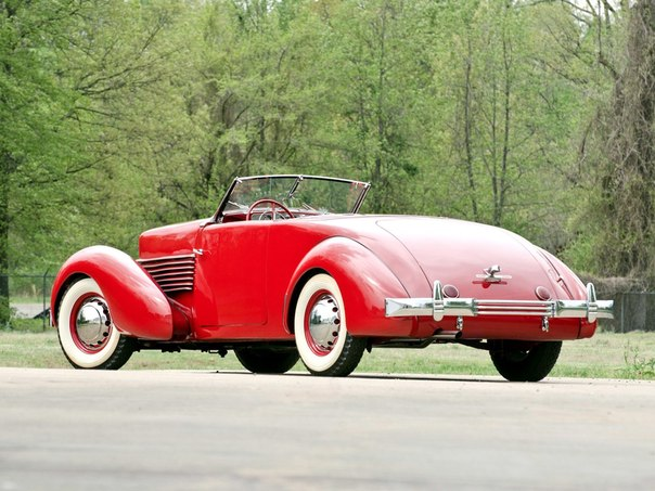 Cord 810 Convertible Coupe '1936
