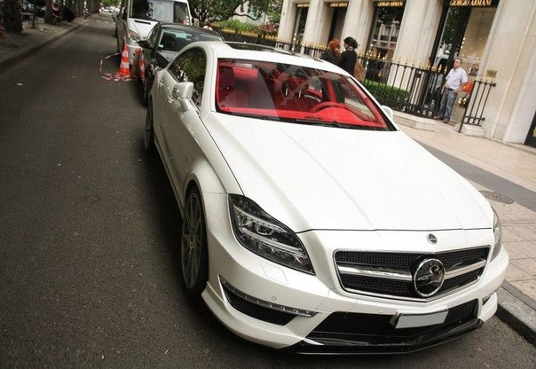 Carlsson CLS 63 RS