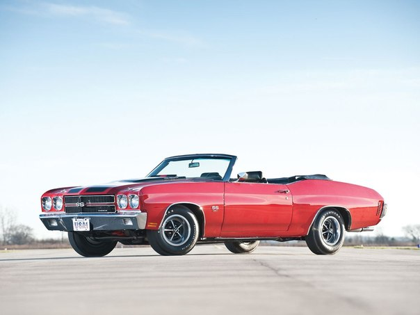 Chevrolet Chevelle SS 454 LS6 Convertible '1970