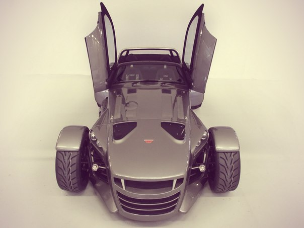 Donkervoort D8 GTO, 2011
