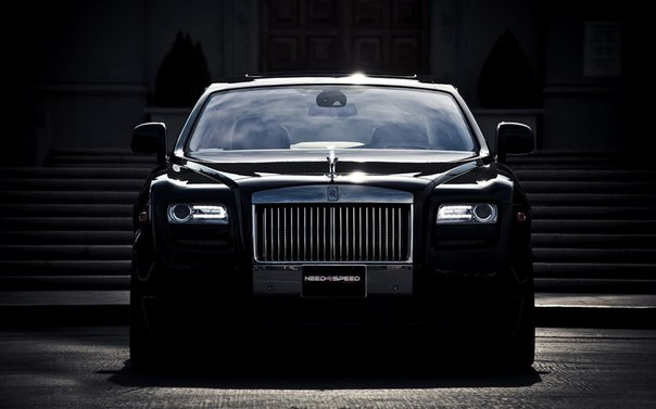 Rolls Royce Ghost от Need4Speed Motorsports