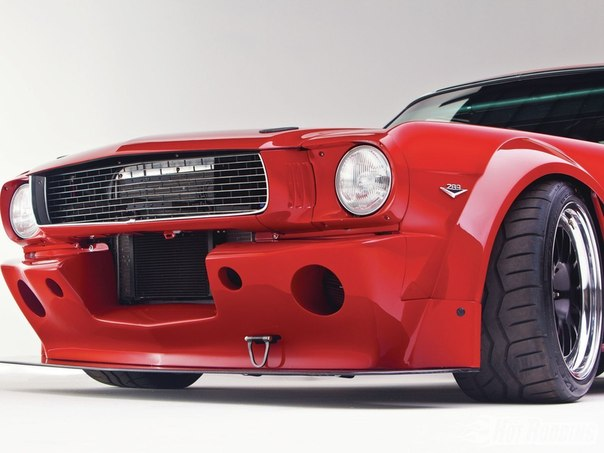 1966 Ford Mustang Pro Tuning by CorteX Racing