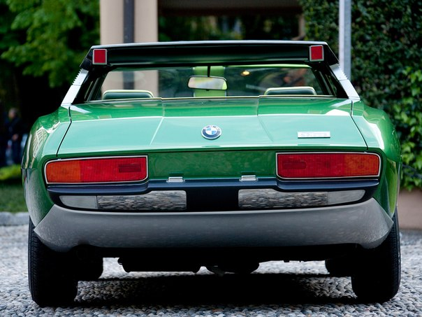 BMW 2800 Spicup, 1969