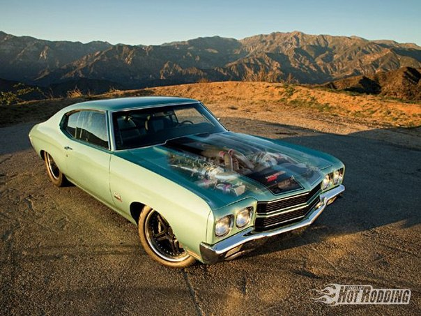 Chevy Chevelle, 1970