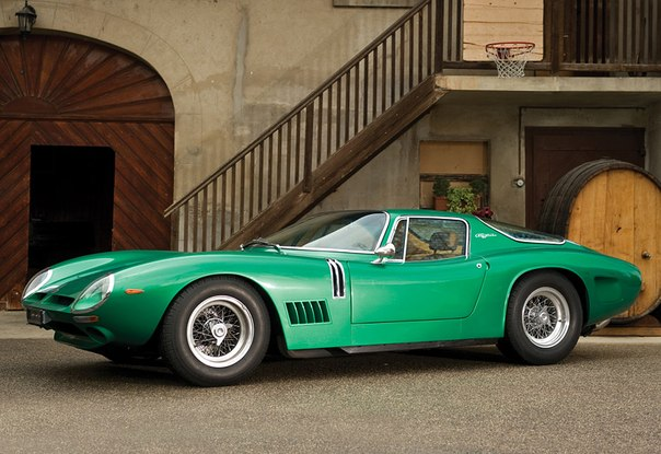 Bizzarrini 5300 GT Strada, 1966