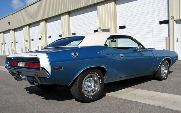 Dodge Challenger R/T 440 Six Pack, 1970
