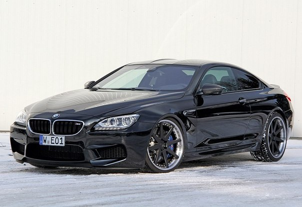 BMW M6 Manhart Racing