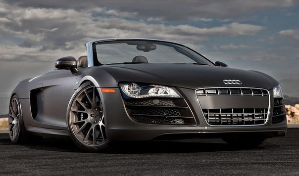 Audi R8 Spyder STaSIS Engineering