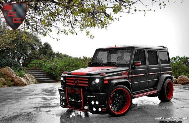 Mercedes-Benz G 55 AMG Hamann Typhoon