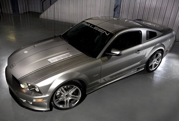 Ford Mustang Sterling Edition S203E