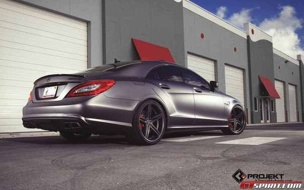 Mercedes-Benz CLS 63 AMG by K3Projekt