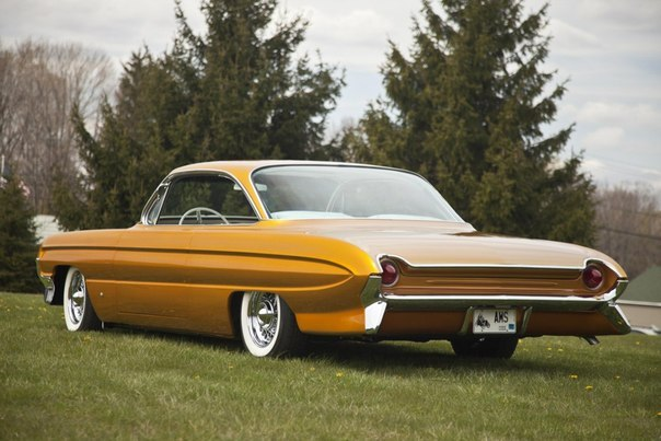 1961 Oldsmobile Super 88 Custom d'Agostino